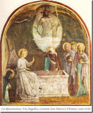 Fra Angelico - A Ressurreição
